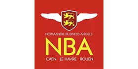 Logo Normandie Business Angels Financial Partner of datexim