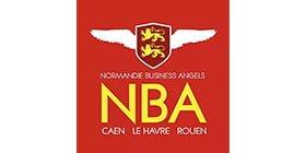 Logo Normandie Business Angels Financial Partner of datexim