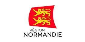 Logo Normandy Region partner of Datexim