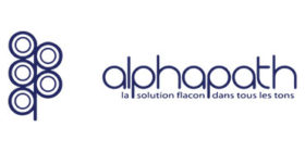 Logo alphapath Liquid base cytology - LBC Partner of datexim